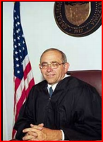 Honorable Judge Fred Peterson
